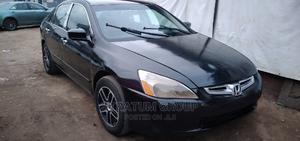 Honda Accord 2004 Sedan EX Black   Cars for sale in Lagos State, Alimosho