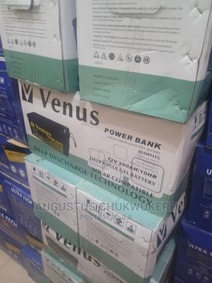 200ah 12V Venus Indian Battery   Solar Energy for sale in Lagos State, Ojo