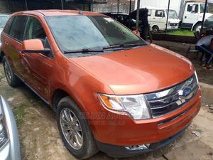 Ford Edge 2010 Red | Cars for sale in Lagos State, Isolo