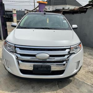 Ford Edge 2013 White | Cars for sale in Lagos State, Ogba