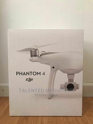 Phantom 4 Drone With Two Batteries UK Used Like New   Photo & Video Cameras for sale in Edo State, Benin City