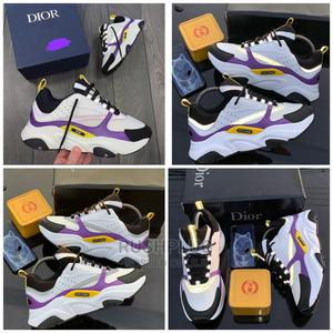 """Dior HOMME B22 """"Purple""""   Shoes for sale in Lagos State, Lagos Island (Eko)"""