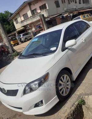 Toyota Corolla 2010 White | Cars for sale in Lagos State, Agboyi/Ketu