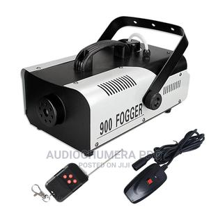 900W 220V RGB 3in1 Fog Machine | Stage Lighting & Effects for sale in Lagos State, Ikeja