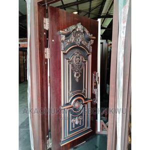 Copper Security Door | Doors for sale in Lagos State, Ilupeju