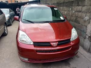 Toyota Sienna 2005 XLE Red | Cars for sale in Lagos State, Isolo
