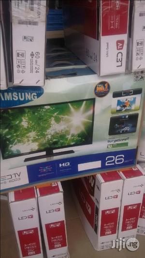 Samsund Tv 26 Inch | TV & DVD Equipment for sale in Lagos State, Apapa