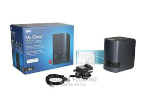WD My Cloud EX2 4TB 2 Bay External Network Storage (NAS) | Computer Accessories  for sale in Edo State, Benin City
