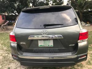 Toyota Highlander 2008 Green | Cars for sale in Lagos State, Ikeja