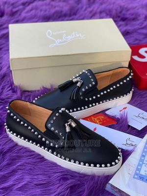 High Quality CHRISTIAN LOUBOUTIN Loafers for Men for Sale | Shoes for sale in Lagos State, Magodo
