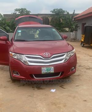 Toyota Venza 2012 AWD Red | Cars for sale in Lagos State, Abule Egba
