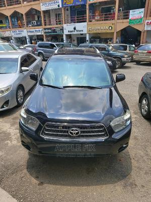 Toyota Highlander 2008 Black   Cars for sale in Abuja (FCT) State, Wuse 2