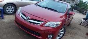 Toyota Corolla 2009 Red | Cars for sale in Rivers State, Port-Harcourt