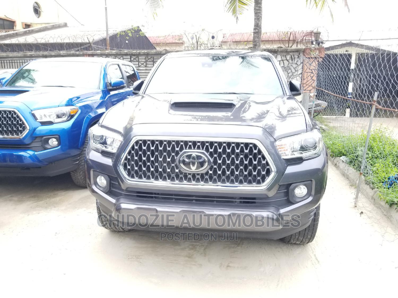 Toyota Tacoma 2019 Gray | Cars for sale in Amuwo-Odofin, Lagos State, Nigeria