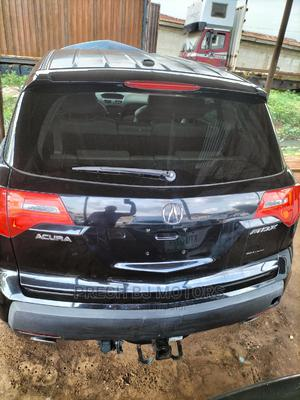 Acura MDX 2007 Black | Cars for sale in Lagos State, Ogba