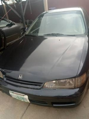 Honda Accord 1997 Coupe Black   Cars for sale in Oyo State, Oyo