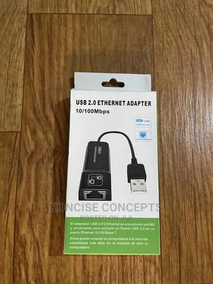 USB 2.0 Ethernet Adapter   Accessories & Supplies for Electronics for sale in Lagos State, Lekki