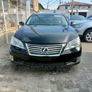 Lexus ES 2011 350 Black | Cars for sale in Lagos State, Ojo