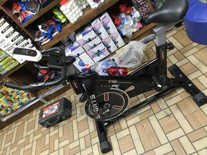 Standard Quality Spinning Exercise Bike | Sports Equipment for sale in Lagos State, Surulere