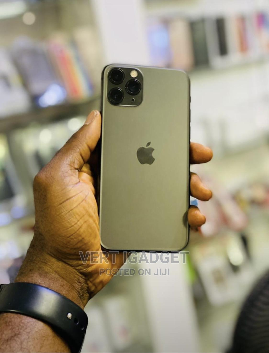 Apple iPhone 11 Pro 64 GB Green   Mobile Phones for sale in Port-Harcourt, Rivers State, Nigeria