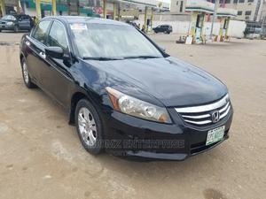 Honda Accord 2011 Sedan EX Automatic Black | Cars for sale in Lagos State, Alimosho