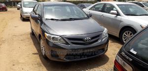 Toyota Corolla 2013 Gray | Cars for sale in Abuja (FCT) State, Kubwa