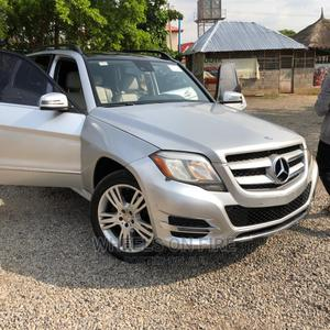 Mercedes-Benz GLK-Class 2014 350 Silver | Cars for sale in Abuja (FCT) State, Gwarinpa
