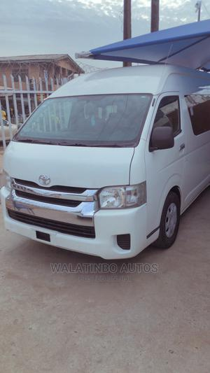 Toyota Hiace 2015 | Buses & Microbuses for sale in Lagos State, Ikeja