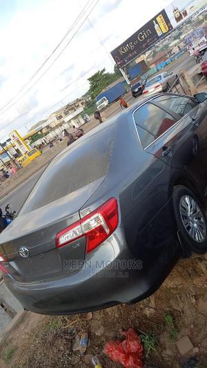 Toyota Camry 2013 Gray   Cars for sale in Ogun State, Ado-Odo/Ota