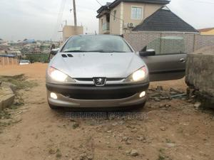 Peugeot 206 2004 CC Silver   Cars for sale in Lagos State, Alimosho