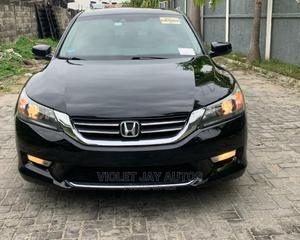 Honda Accord 2014 Black | Cars for sale in Rivers State, Port-Harcourt