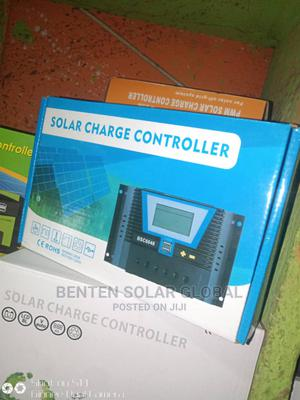 Original Quality Pwm Charge Controller 60ah 12/24/36/48v   Solar Energy for sale in Lagos State, Ojo