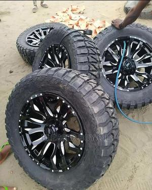 20 Rim Off Road and 20 Tyre Off Road Sold Out | Vehicle Parts & Accessories for sale in Lagos State, Mushin