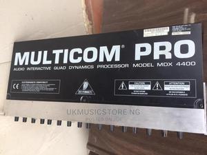 Behringer Multicom Pro MDX4400 Compressor   Audio & Music Equipment for sale in Lagos State, Ikeja