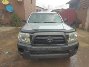 Toyota Tacoma 2006 Regular Cab Silver   Cars for sale in Lagos State, Isolo