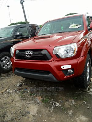 Toyota Tacoma 2015 Red | Cars for sale in Lagos State, Apapa