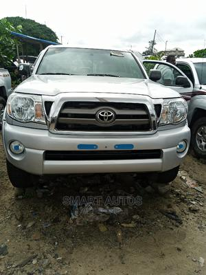 Toyota Tacoma 2010 Silver | Cars for sale in Lagos State, Apapa