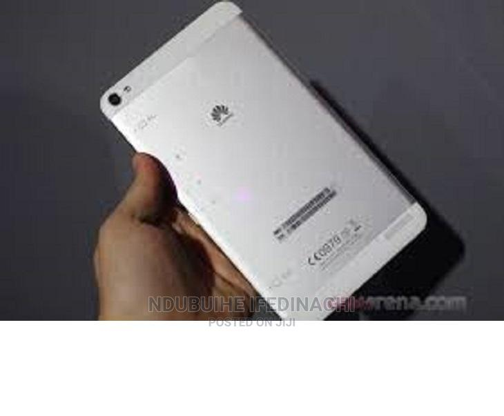 Archive: Huawei MediaPad X1 32 GB White