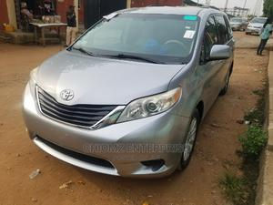 Toyota Sienna 2012 LE 7 Passenger Mobility Silver | Cars for sale in Lagos State, Ogba
