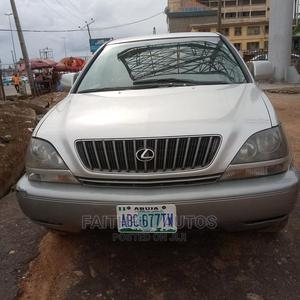 Lexus RX 1999 300 Silver   Cars for sale in Lagos State, Ikeja