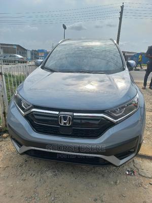 Honda CR-V 2020 Touring AWD Blue   Cars for sale in Lagos State, Ikeja