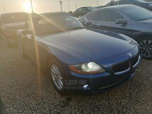 BMW Z4 2003 2.5i Blue   Cars for sale in Abuja (FCT) State, Gwarinpa