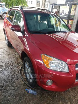 Toyota RAV4 2012 3.5 4x4 Red   Cars for sale in Lagos State, Ikeja