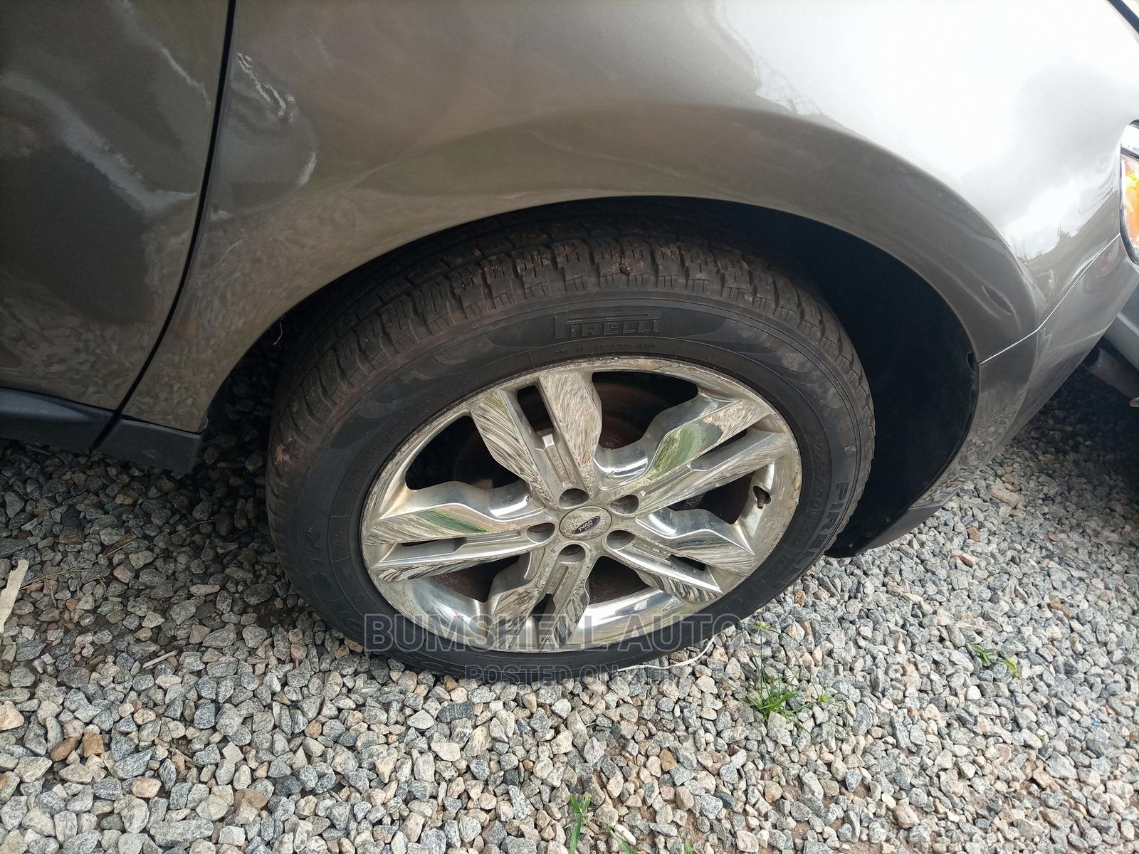 Ford Edge 2012 Gray   Cars for sale in Ikeja, Lagos State, Nigeria