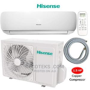 Hisense 1.5hp Inverter Split Unit Air Conditioner-As12dk | Home Appliances for sale in Abuja (FCT) State, Central Business District
