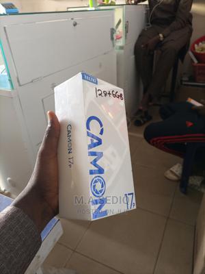 New Tecno Camon 17P 128 GB Yellow | Mobile Phones for sale in Kaduna State, Kaduna / Kaduna State