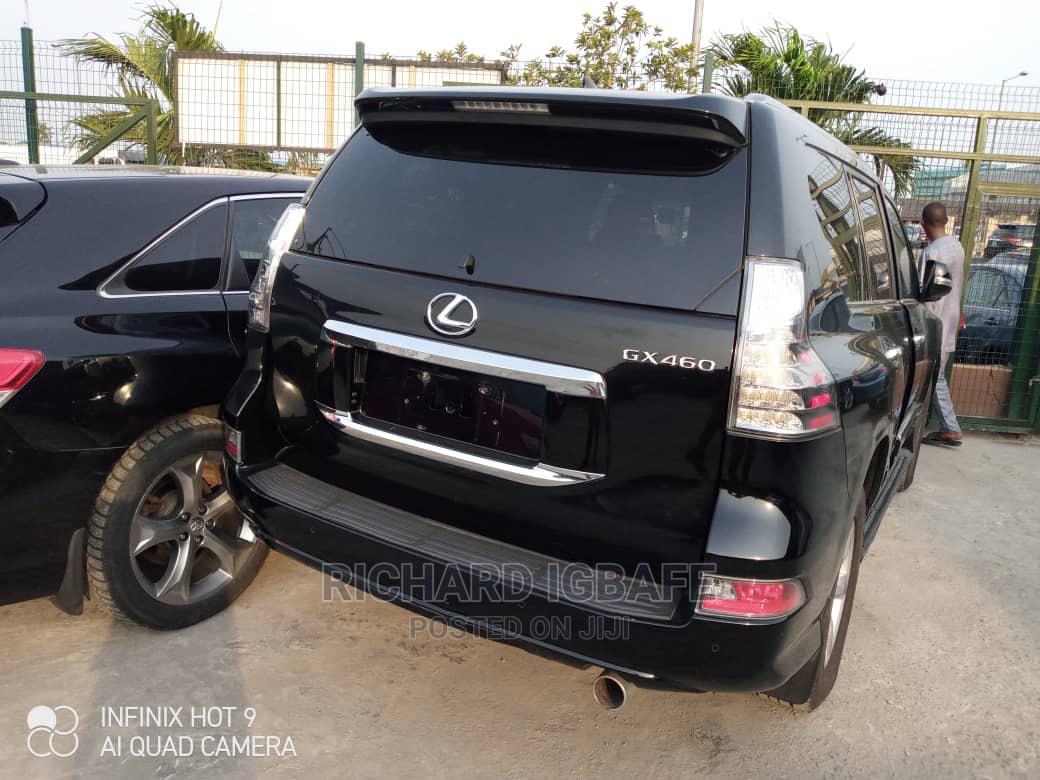 Lexus GX 2018 460 Base Black | Cars for sale in Surulere, Lagos State, Nigeria
