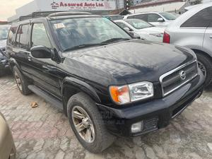 Nissan Pathfinder 2003 LE RWD SUV (3.5L 6cyl 4A) Black | Cars for sale in Lagos State, Lekki