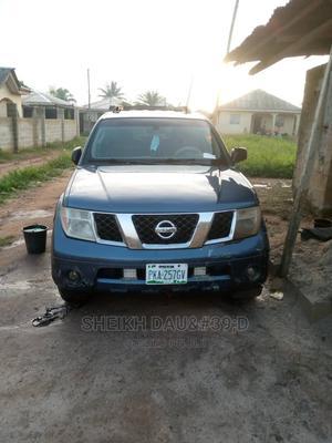 Nissan Xterra 2007 X Blue | Cars for sale in Ogun State, Ado-Odo/Ota