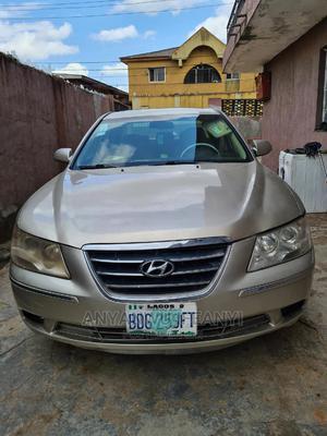Hyundai Sonata 2010 Gold | Cars for sale in Lagos State, Ikeja